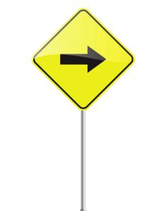chuckles signpost